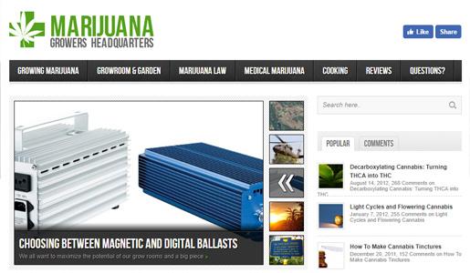 Marijuana Growers HQ