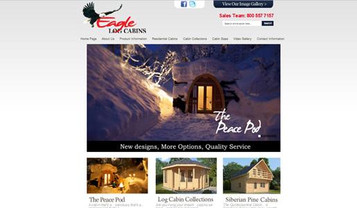 Eagle Log Cabins