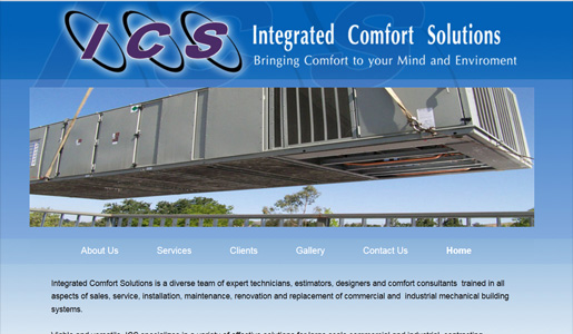 Integrated Comfort Solutions