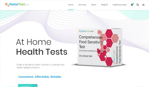 RX Home Test